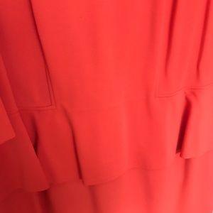 Lafayette 148 New York Dresses - Lafayette 148 orange dress